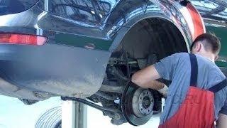 Как разобрать двигатель ej20 Subaru